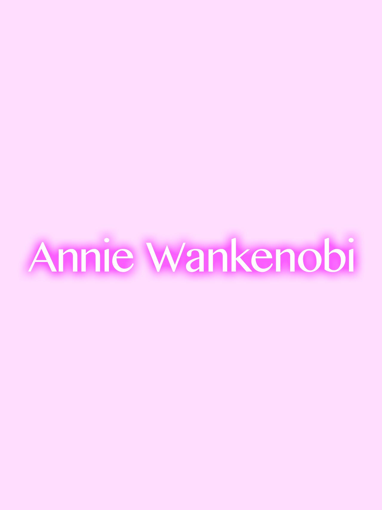 Annie Wankenobi